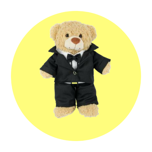 16 Inch Formal Teddy Clothes