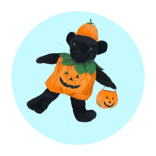 8 Inch Halloween Teddy Clothes