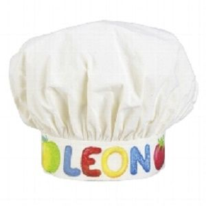 Design your own chef's hat