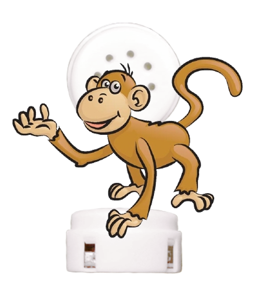 Monkey  Sound Box