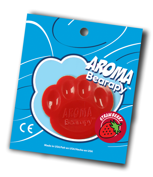 Strawberry  Scent Chip