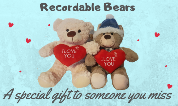 recordable bears